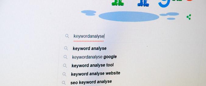 Keywordanalyse